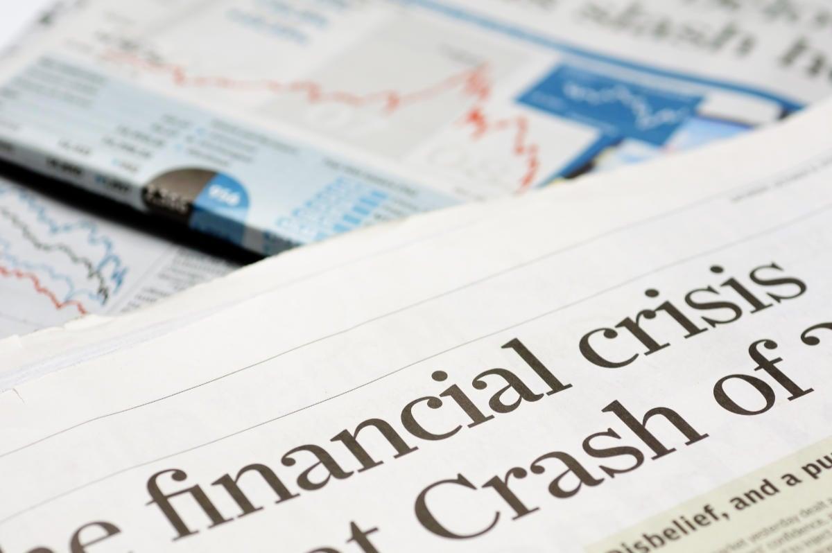 corona crisis vs financial crisis 2008