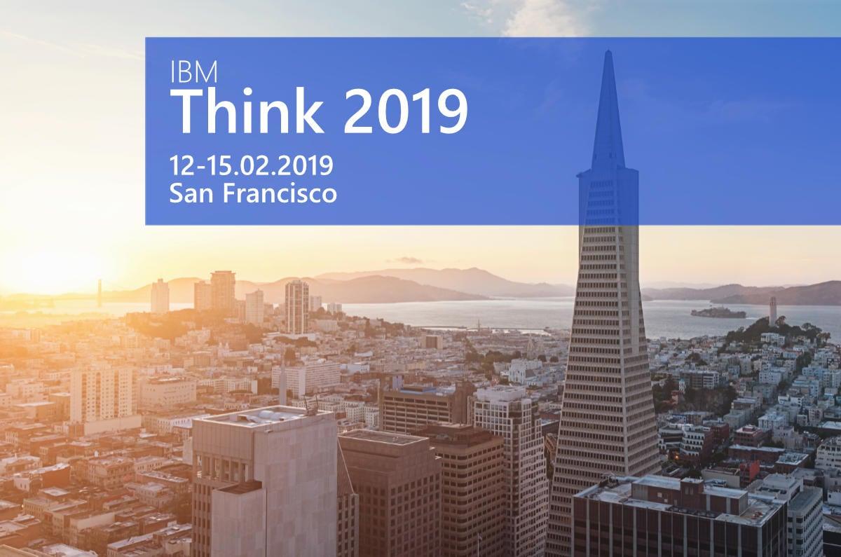 knowis IBM Think 2019 San Francisco