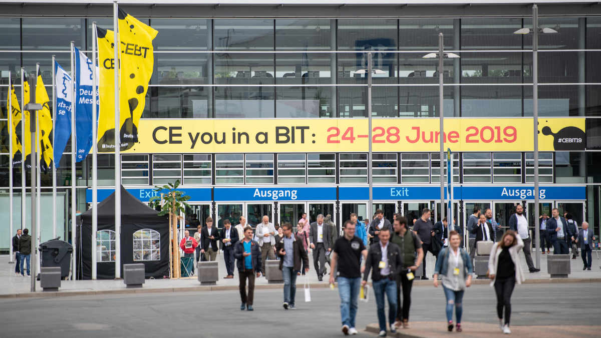 knowis at CEBIT 2018